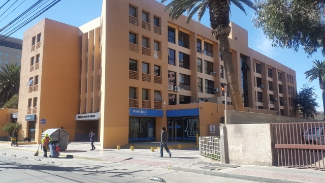 OFICINA  EDIFICIO VALLE DE COPIAPO